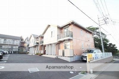 埼玉県川越市、霞ヶ関駅徒歩30分の築9年 2階建の賃貸アパート