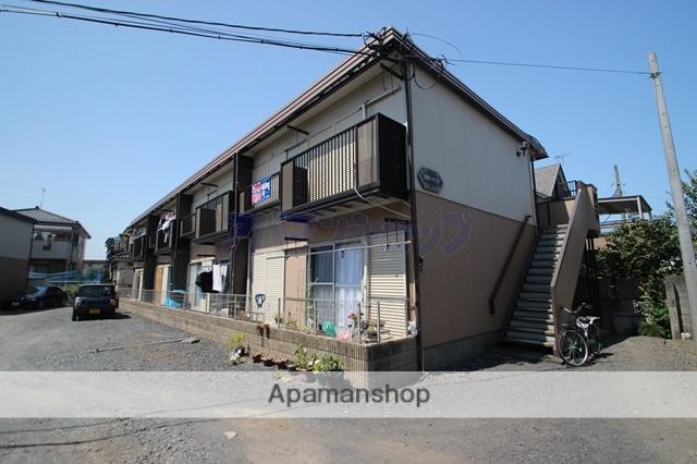 埼玉県川越市、的場駅徒歩21分の築31年 2階建の賃貸アパート