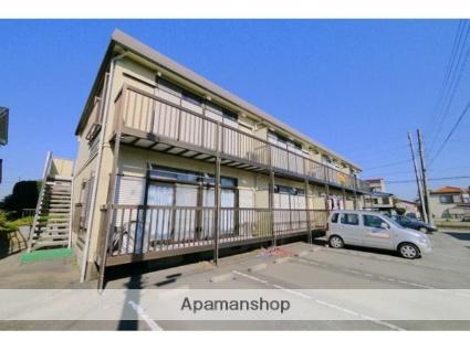 埼玉県川越市、的場駅徒歩25分の築22年 2階建の賃貸アパート