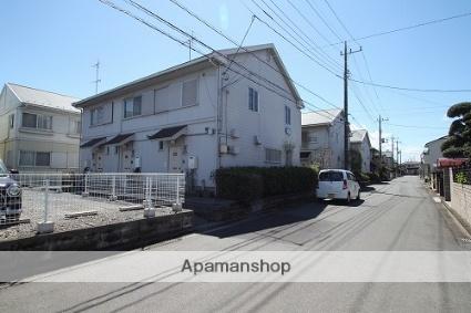 埼玉県川越市、的場駅徒歩32分の築28年 2階建の賃貸テラスハウス