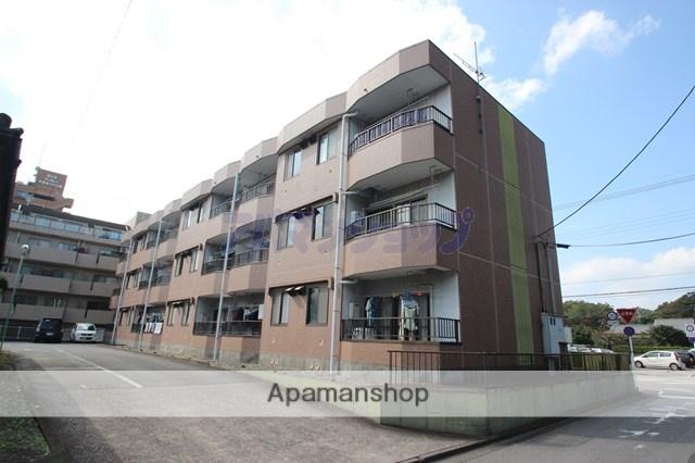 埼玉県鶴ヶ島市、鶴ヶ島駅徒歩28分の築29年 3階建の賃貸マンション