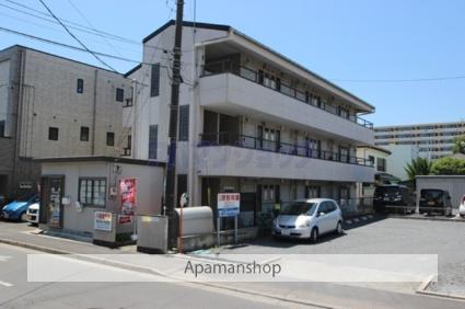 埼玉県坂戸市、若葉駅徒歩3分の築27年 3階建の賃貸マンション