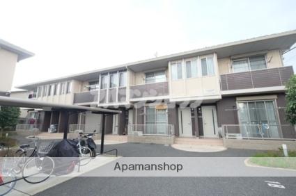 埼玉県鶴ヶ島市、若葉駅徒歩19分の築5年 2階建の賃貸アパート