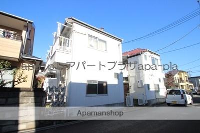 埼玉県川越市、西川越駅徒歩18分の築28年 2階建の賃貸マンション