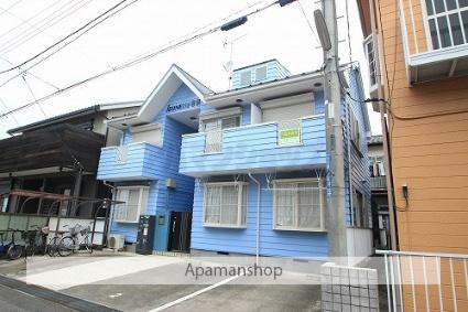 埼玉県坂戸市、若葉駅徒歩18分の築11年 2階建の賃貸アパート