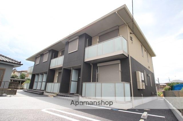 埼玉県川越市、西川越駅徒歩20分の築1年 2階建の賃貸アパート