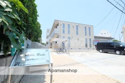 埼玉県鶴ヶ島市、若葉駅徒歩18分の築2年 2階建の賃貸アパート