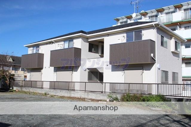 埼玉県川越市、鶴ヶ島駅徒歩8分の築1年 2階建の賃貸アパート