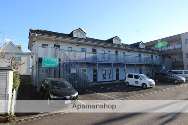 埼玉県鶴ヶ島市、霞ヶ関駅徒歩51分の築24年 2階建の賃貸アパート