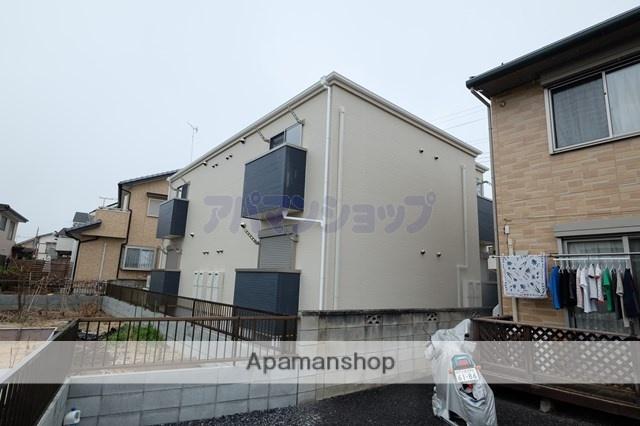 埼玉県川越市、的場駅徒歩23分の築2年 2階建の賃貸アパート