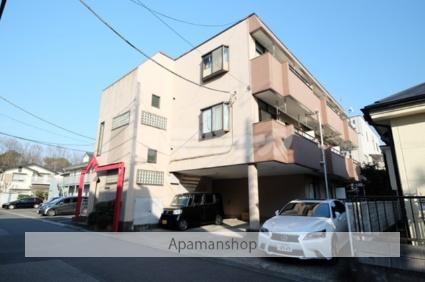 埼玉県鶴ヶ島市、鶴ヶ島駅徒歩26分の築28年 3階建の賃貸マンション