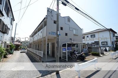 埼玉県川越市、川越駅徒歩20分の築26年 2階建の賃貸アパート
