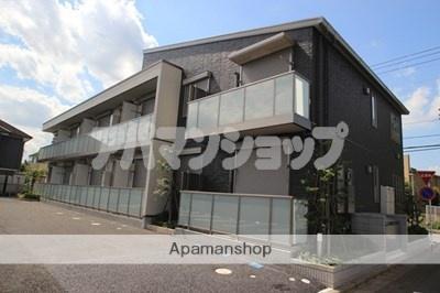 埼玉県川越市、的場駅徒歩12分の築1年 2階建の賃貸アパート
