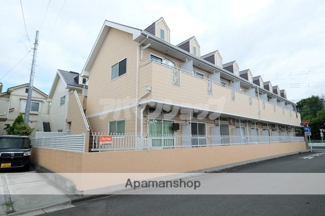 埼玉県鶴ヶ島市、鶴ヶ島駅徒歩40分の築28年 2階建の賃貸アパート
