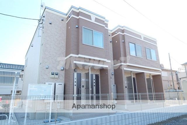 埼玉県鶴ヶ島市、坂戸駅徒歩41分の新築 2階建の賃貸アパート