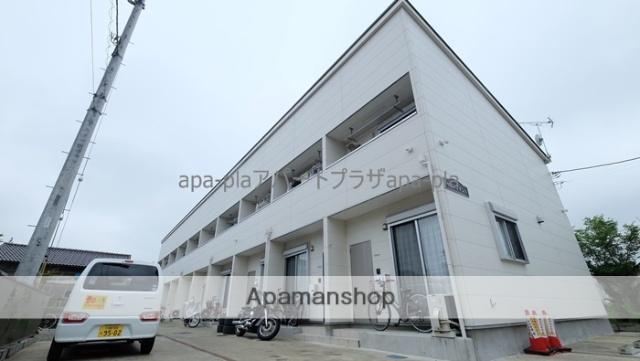 埼玉県川越市、西川越駅徒歩12分の築1年 2階建の賃貸テラスハウス