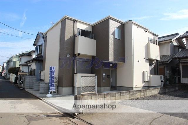 埼玉県川越市、的場駅徒歩18分の新築 2階建の賃貸アパート