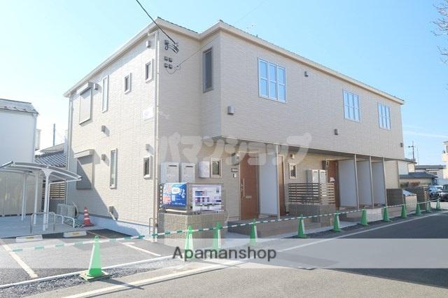 埼玉県鶴ヶ島市、鶴ヶ島駅徒歩30分の新築 2階建の賃貸アパート