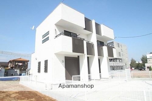 埼玉県鶴ヶ島市、鶴ヶ島駅徒歩29分の築3年 2階建の賃貸テラスハウス