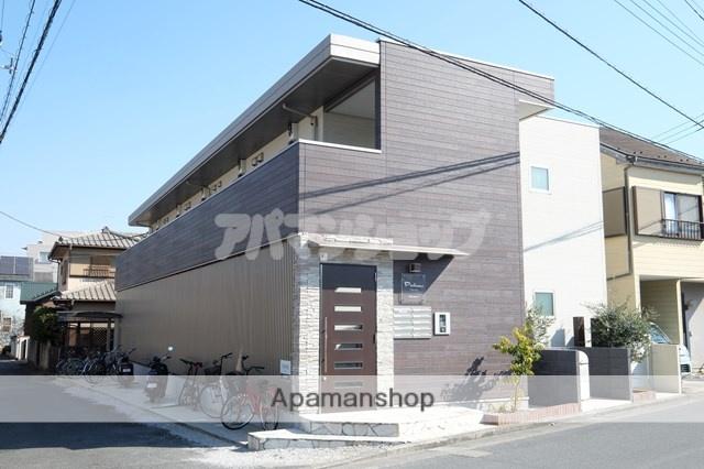 埼玉県川越市、鶴ヶ島駅徒歩6分の築2年 2階建の賃貸アパート