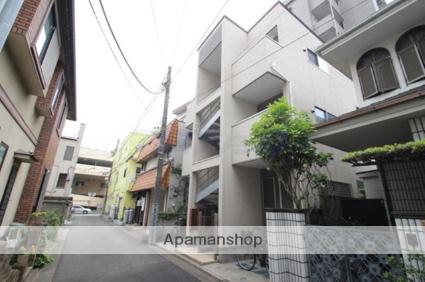 埼玉県鶴ヶ島市、鶴ヶ島駅徒歩2分の築3年 3階建の賃貸アパート