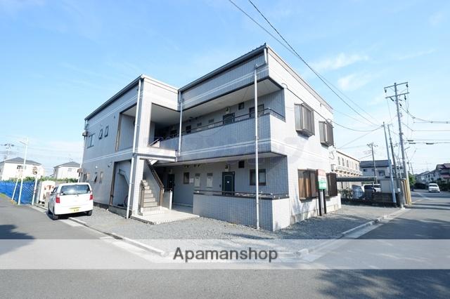 埼玉県川越市、的場駅徒歩15分の築26年 2階建の賃貸アパート