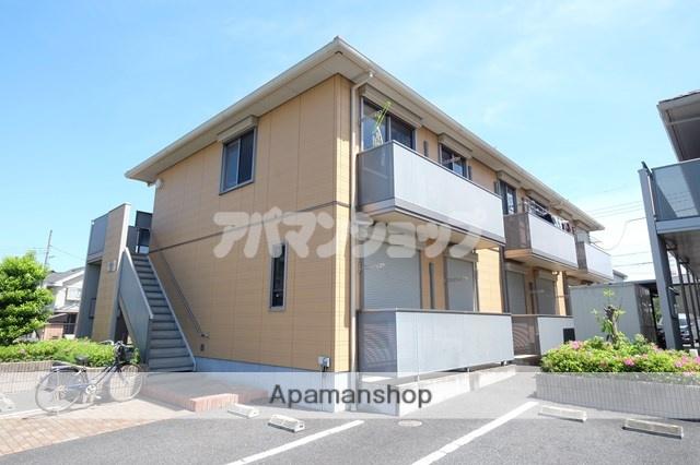 埼玉県鶴ヶ島市、一本松駅徒歩13分の築10年 2階建の賃貸アパート