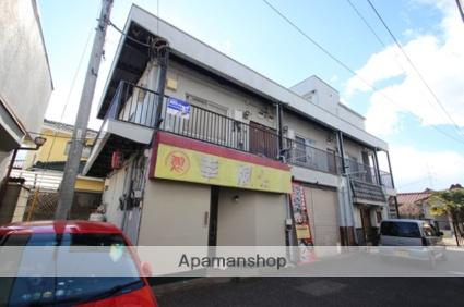 埼玉県川越市、西川越駅徒歩30分の築46年 3階建の賃貸アパート