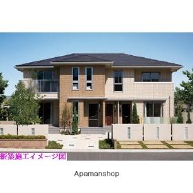 埼玉県鶴ヶ島市、一本松駅徒歩5分の築6年 2階建の賃貸アパート