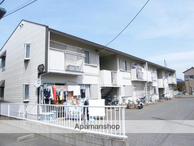 埼玉県川越市、霞ヶ関駅徒歩8分の築29年 2階建の賃貸アパート