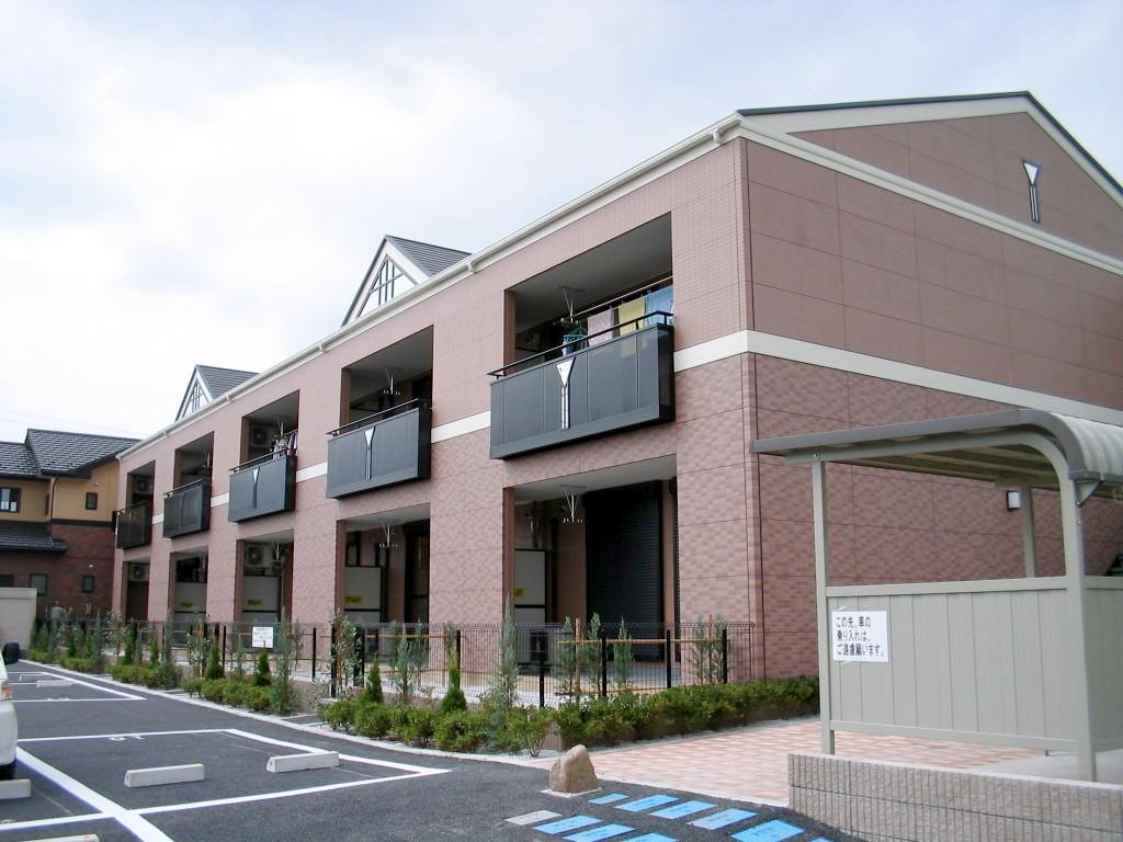 埼玉県鶴ヶ島市、笠幡駅徒歩36分の築12年 2階建の賃貸アパート