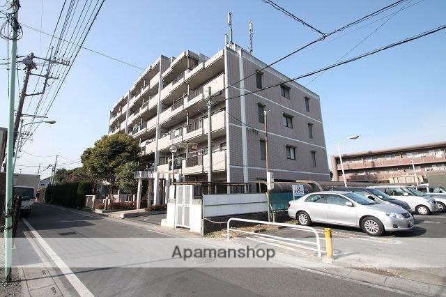埼玉県鶴ヶ島市、鶴ヶ島駅徒歩5分の築27年 6階建の賃貸マンション