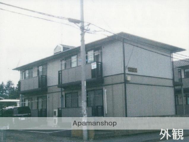 埼玉県川越市、的場駅徒歩30分の築20年 2階建の賃貸アパート