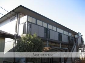 埼玉県鶴ヶ島市、若葉駅徒歩9分の築18年 2階建の賃貸アパート