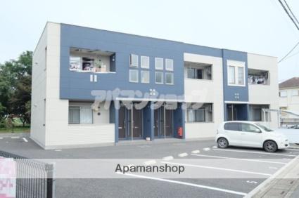 埼玉県鶴ヶ島市、若葉駅徒歩27分の築2年 2階建の賃貸アパート