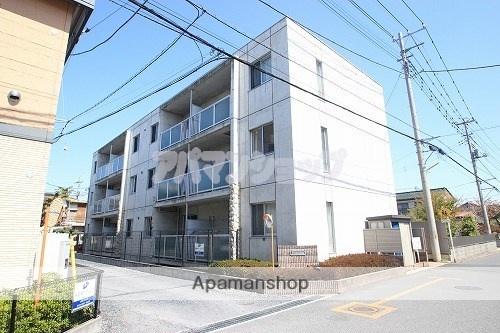 埼玉県坂戸市、若葉駅徒歩15分の築12年 3階建の賃貸マンション