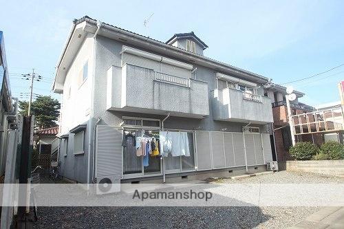 埼玉県鶴ヶ島市、鶴ヶ島駅徒歩18分の築23年 2階建の賃貸アパート