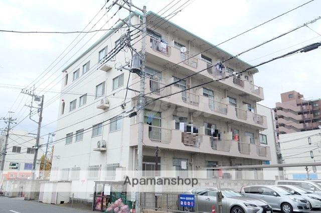 埼玉県坂戸市、若葉駅徒歩24分の築38年 4階建の賃貸マンション