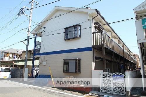 埼玉県坂戸市、若葉駅徒歩30分の築29年 2階建の賃貸アパート