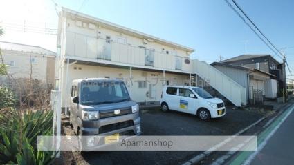 埼玉県川越市、川越駅徒歩21分の築28年 2階建の賃貸アパート