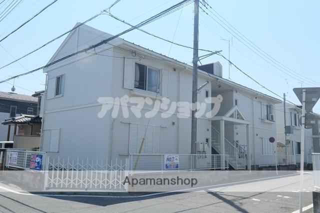 埼玉県坂戸市、北坂戸駅徒歩18分の築26年 2階建の賃貸アパート
