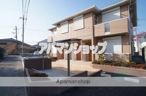 埼玉県坂戸市、北坂戸駅徒歩15分の築3年 2階建の賃貸アパート