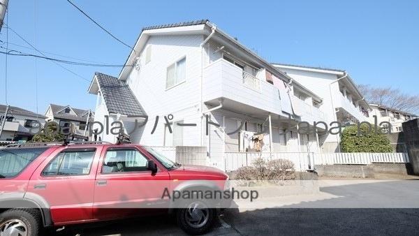 埼玉県川越市、西川越駅徒歩23分の築27年 2階建の賃貸アパート