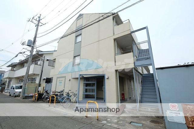 埼玉県坂戸市、坂戸駅徒歩5分の築29年 3階建の賃貸マンション