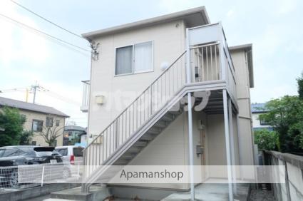 埼玉県坂戸市、坂戸駅徒歩10分の築10年 2階建の賃貸アパート