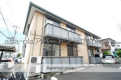 埼玉県川越市、川越駅徒歩14分の築13年 2階建の賃貸アパート