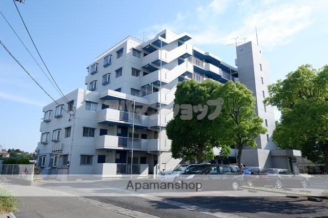 埼玉県坂戸市、北坂戸駅徒歩12分の築28年 7階建の賃貸マンション