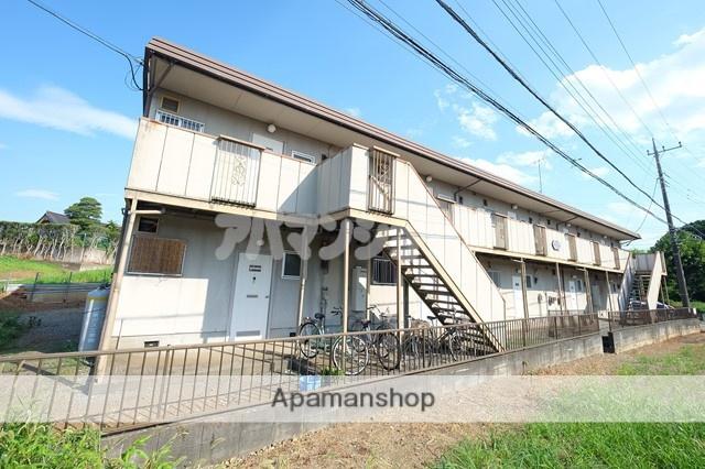 埼玉県坂戸市、北坂戸駅徒歩9分の築33年 2階建の賃貸アパート