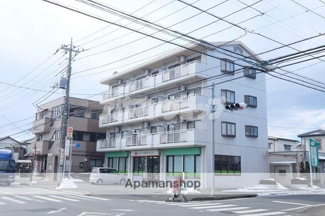 埼玉県坂戸市、北坂戸駅徒歩8分の築25年 4階建の賃貸マンション