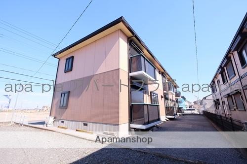 埼玉県川越市、西川越駅徒歩3分の築21年 2階建の賃貸アパート